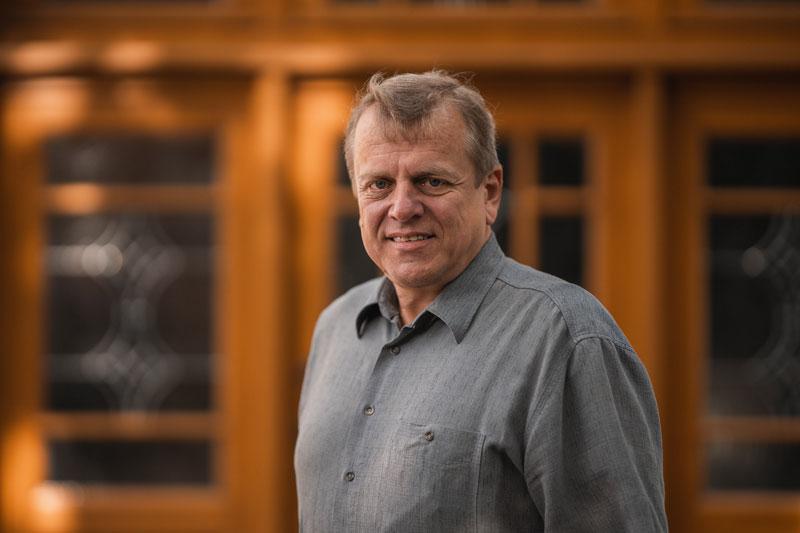 Geschäftsführer Rainer Bahrenburg