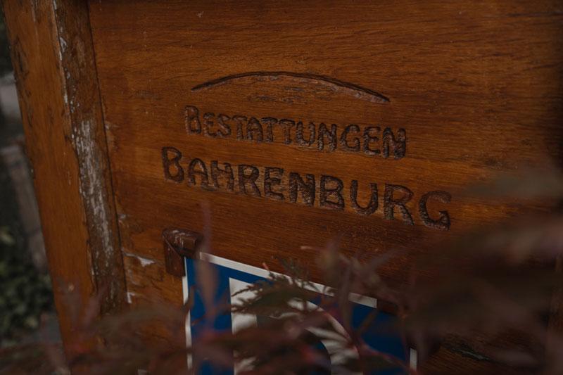 Todesfall in Wilstedt: Bestatter anrufen