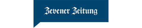 Gedenkanzeige Zevener Zeitung